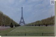 Marsfeld mit dem Eiffelturm