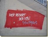 hier regiert der VfB Stuttgart