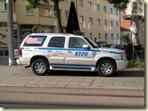 NYPD in Stuttgart?