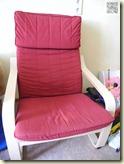 der neue Sessel
