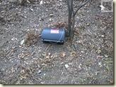 Müll oder Nutzen im Gestrüpp?