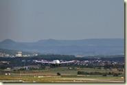A380 im Landeanflug
