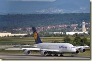 A380 ist gelandet