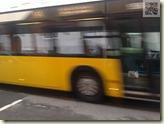 der Bus fährt wieder