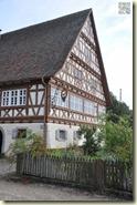 Eingang und Gasthaus zum Ochsen