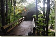 oberer Zugang zum Schwarzwaldhaus