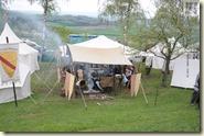 Lagerleben im Mittelalter