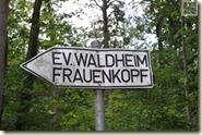 das Waldheim Frauenkopf