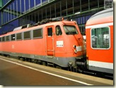 E10 im Hauptbahnhof