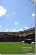 Blick in die Mercedes-Benz-Arena