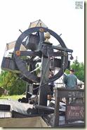 das mittelalterliche Riesenrad