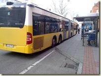 Im Einsatz am Ostendplatz