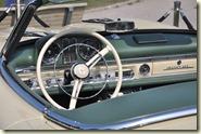 ein Mercedes SL Cabrio