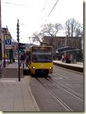 Stadtbahn 4155 ohne Tagfahrlicht?