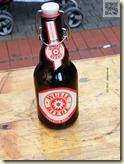 Bier-Flasche