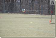 Fußball- Spieltag am 13.04.2013