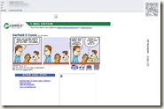 der älteste Garfield-Comic auf dem PC