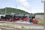 Dampfzug in Neustadt