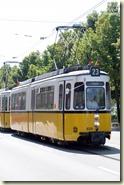 GT4 in der Mercedesstraße