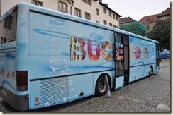 der Bus aus Ludwigsburg