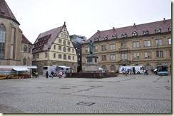 die Stuttgarter Busse und der Bus aus Freiburg