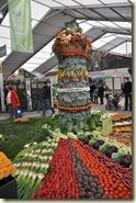 Gemüse-Dekoration