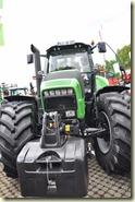 Landmaschinen in voller Größe
