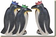 Heilige drei Pinguine
