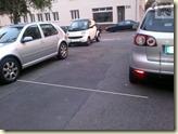 Wildes Parken - wen interessiert schon Halteverbot?