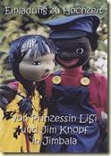 Hochzeit von Jim Knopf und Prinzessin Lisi