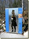Denkmal zur Entdeckung