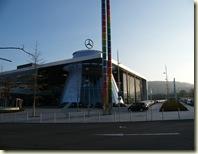 Das Mercedes-Benz Center Stuttgart