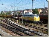 Ex-DB V200 als V270.08 der EBW-Cargo