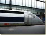 TGV der Schweizer Bundesbahn