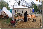 der Mittelaltermarkt