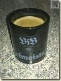 endlich wieder Heimsieg-Kaffee