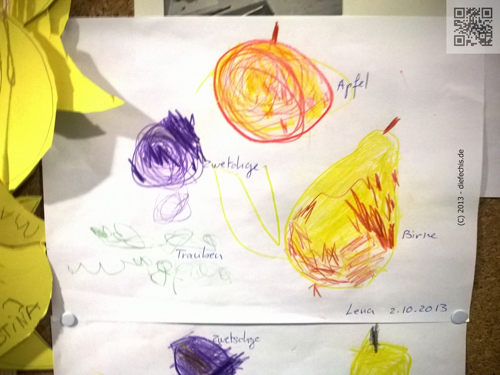 Kreativ der fechis blog for Herbst im kindergarten