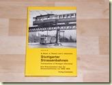 Stuttgarter Straßenbahnen - Band 1