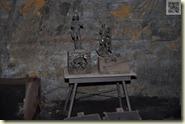was aus dem Eisenerz produziert wurde
