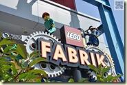 die LEGO-Fabrik