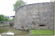 historische Mauerreste
