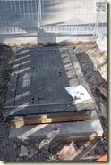 Kanaldeckel mit Montageanleitung