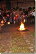 Feuer und Laternenlieder
