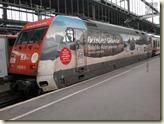 Südafrika-Intercity