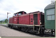 Diesellok anno 2012
