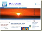"Internetseite ""www.sailtokiel.de"""