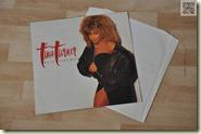 Tina Turner als Vinyl-Platte