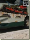 Bus am Rotebühlplatz
