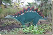 Kanufahren um die Dinos