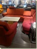 das neue Sofa